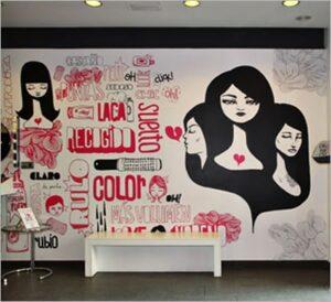 Screen Acrílicos y Publicidad adhesivo collage